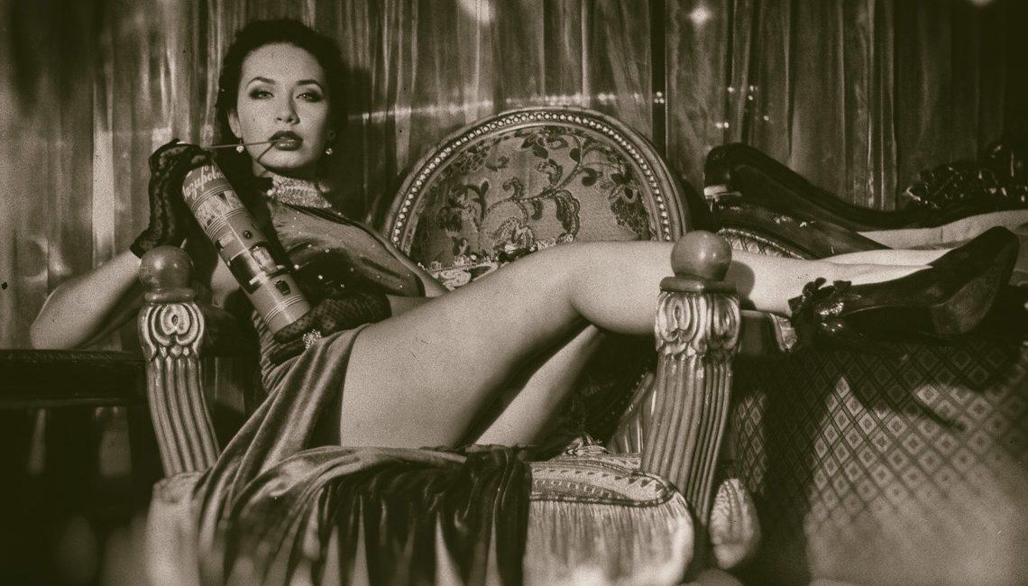Gazirovka n°1 burlesque