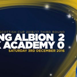 William Hill Scottish Cup 2016/17